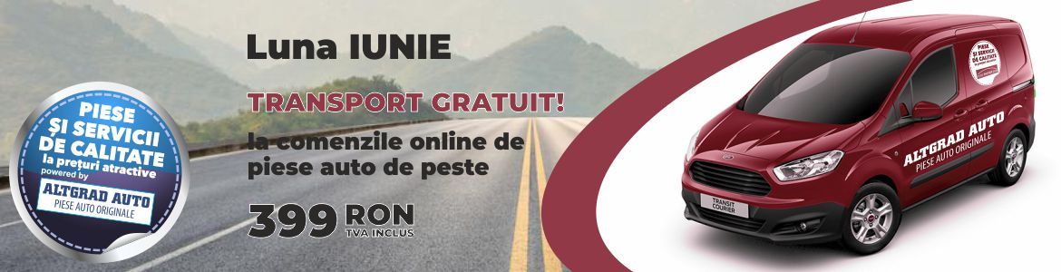 Transport Piese auto Ford gratuit