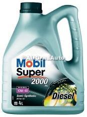 Mobil Super 2000 10W-40 Diesel